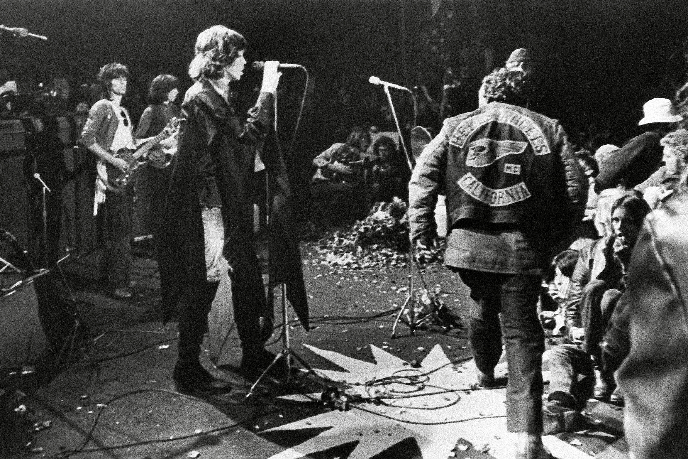 The Rolling Stones Disaster at Altamont: What Happened? – Rolling Stone