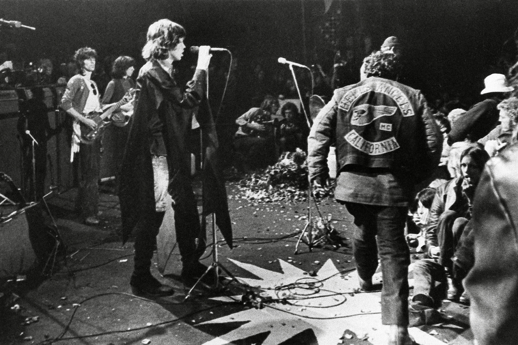 The Rolling Stones Disaster at Altamont: What Happened? - Rolling Stone