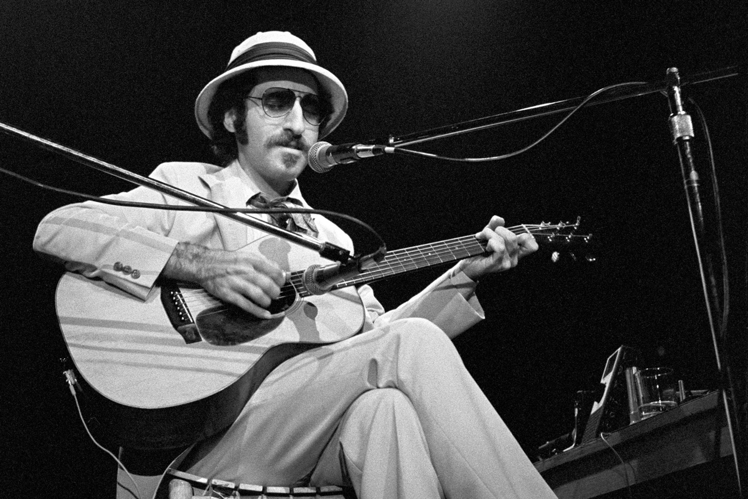 Leon Redbone: Trying (and Failing) to Untangle a Mysterious Hero