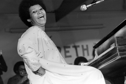 Aretha Franklin: 1974 Rolling Stone Story – Rolling Stone