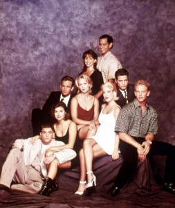 Beverly Hills 90210: Luke Perry, Shannen Doherty, Jason