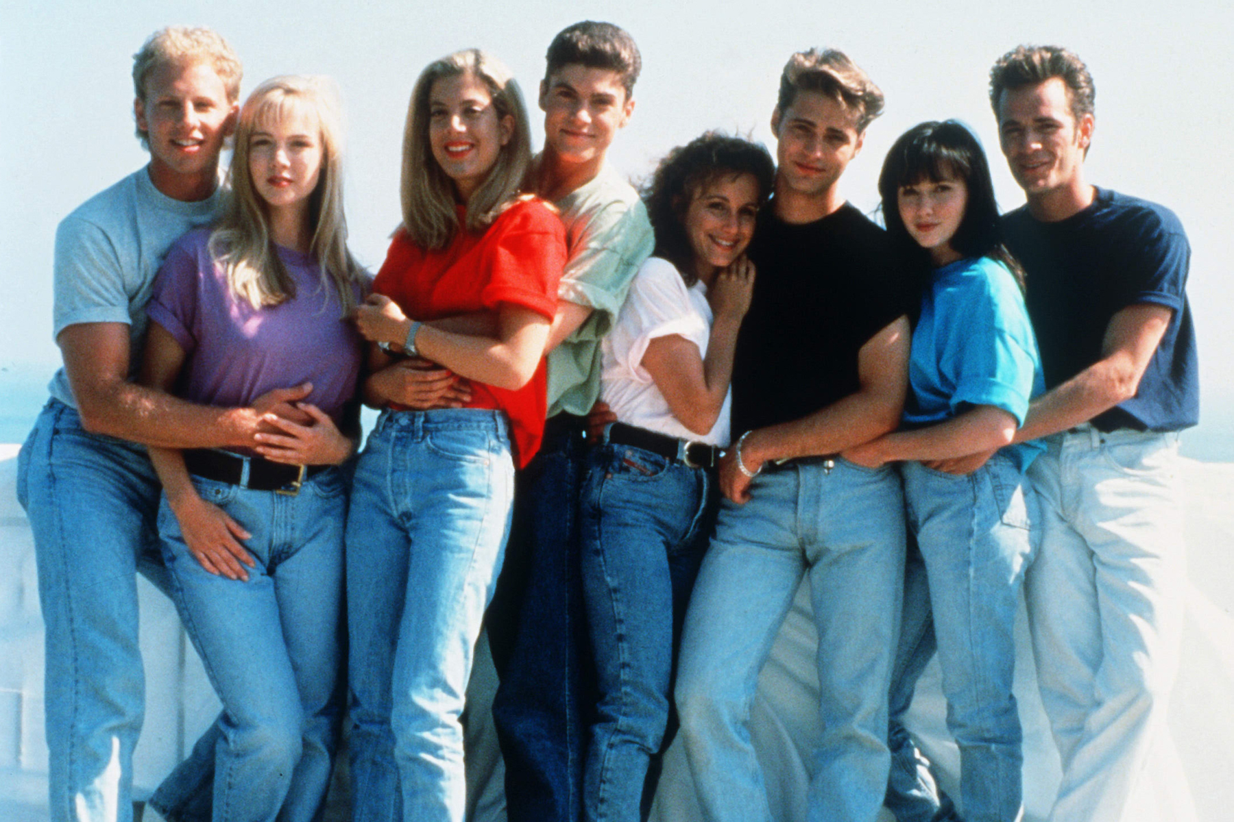 1f63ff066 Beverly Hills 90210: Luke Perry, Shannen Doherty, Jason Priestley – Rolling  Stone