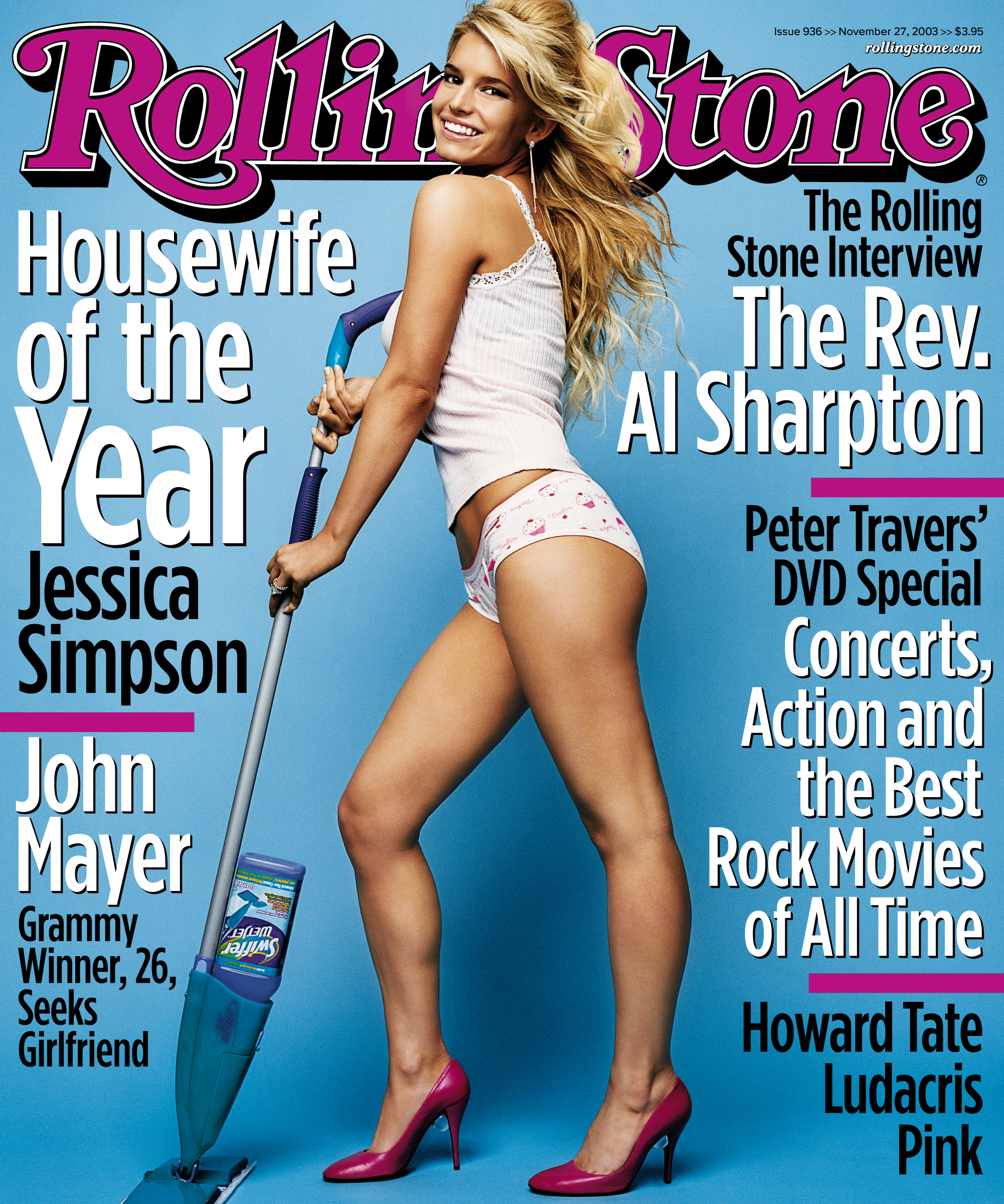 Jessica Simpson Cover