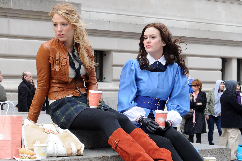 gossip girl blake lively leighton meester
