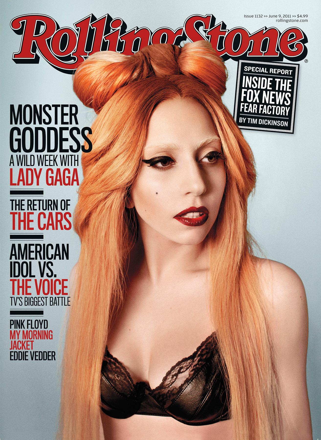 lady gaga cover r1132 2011