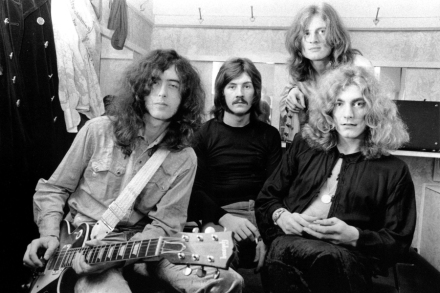 Led Zeppelin: 10 Wildest Legends, Fact-Checked – Rolling Stone