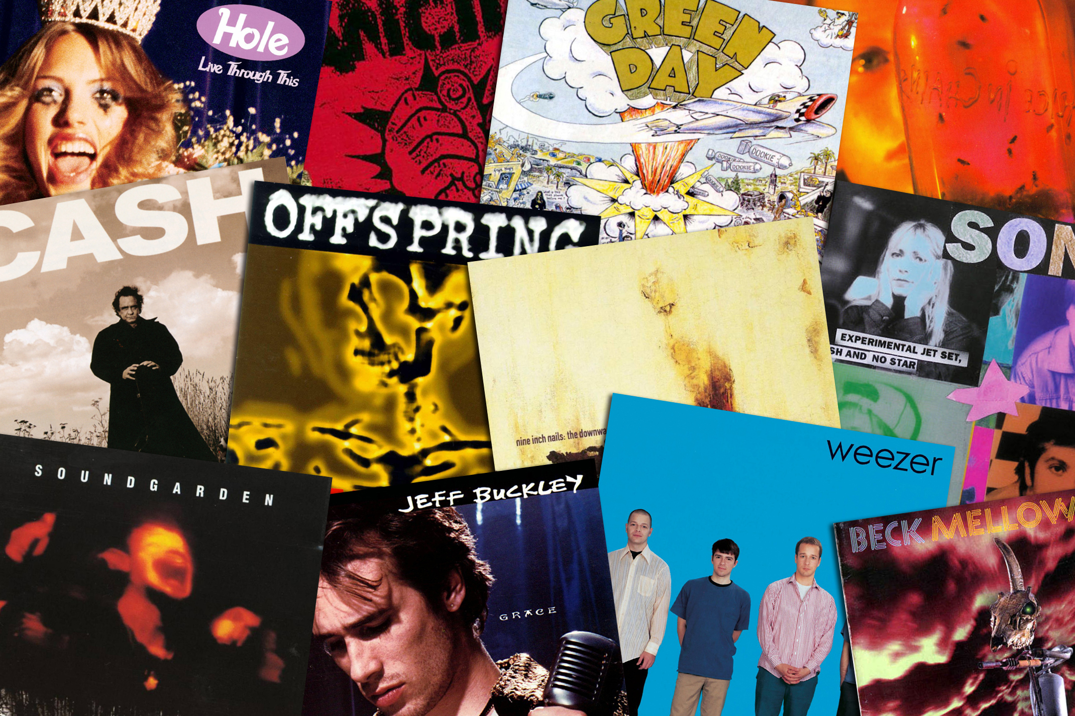 1994: The 40 Best Records From Mainstream Alternative's
