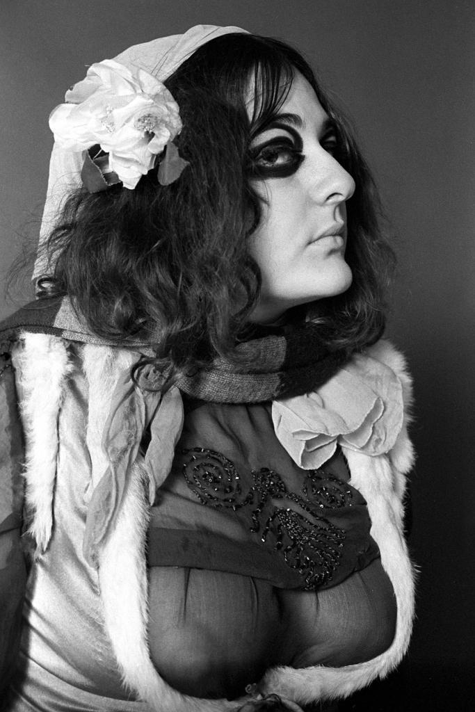 Miss Mercy GTO, Los Angeles, 1968