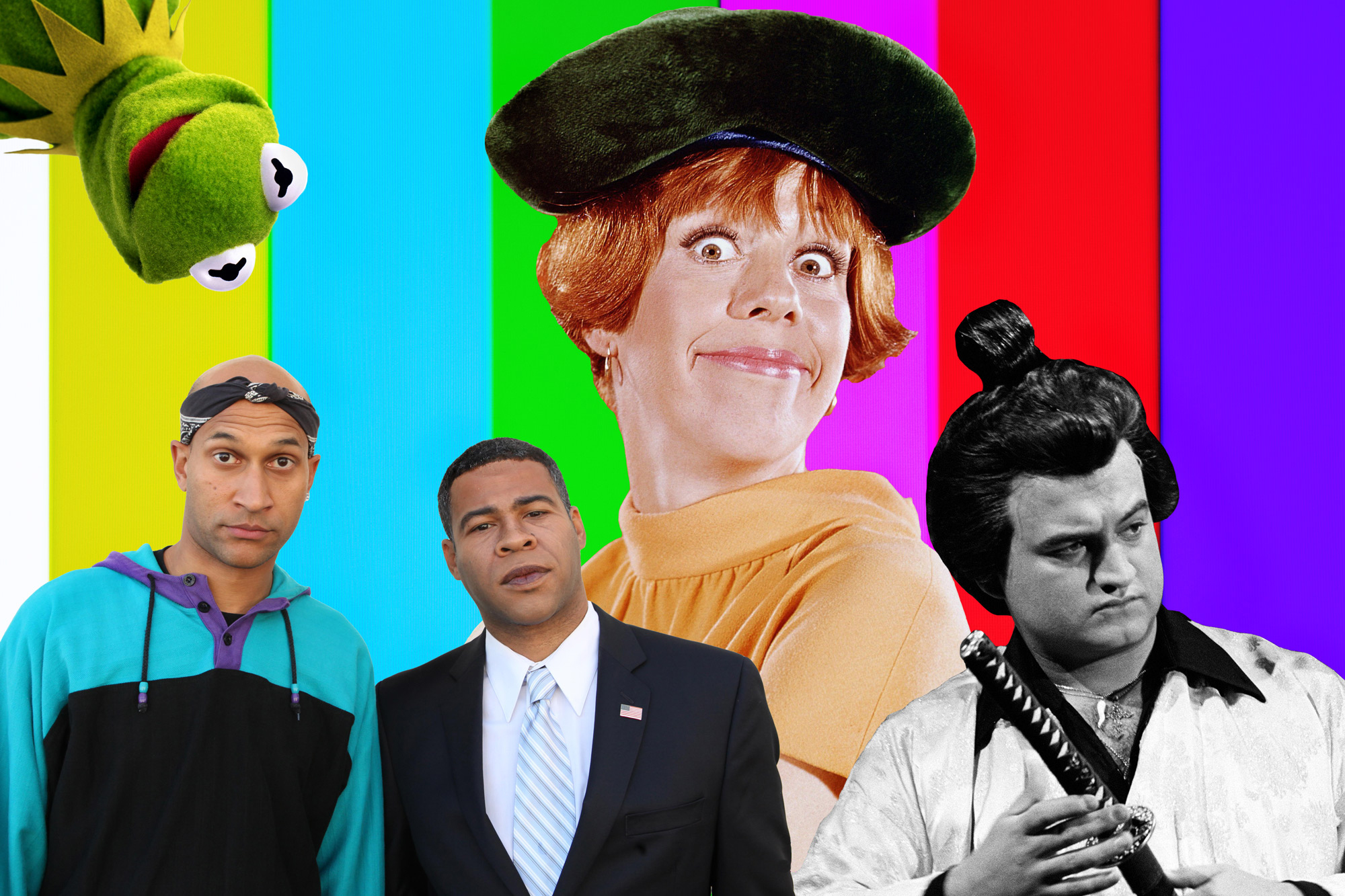 40 Greatest Sketch-Comedy TV Shows of All Time