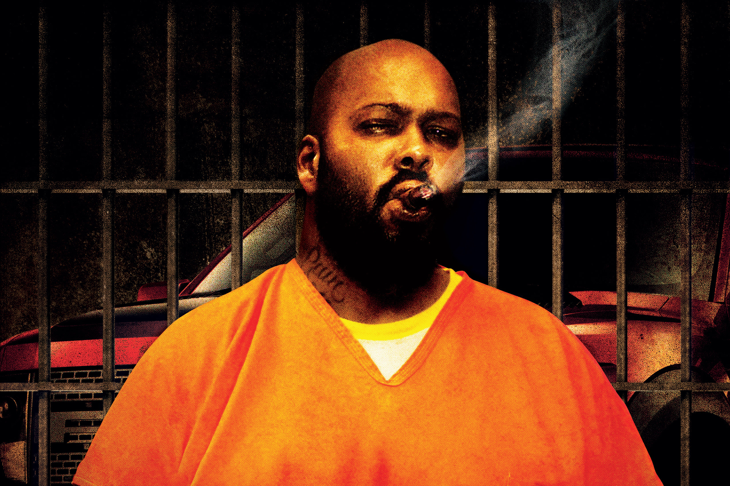 The Endless Fall of Suge Knight