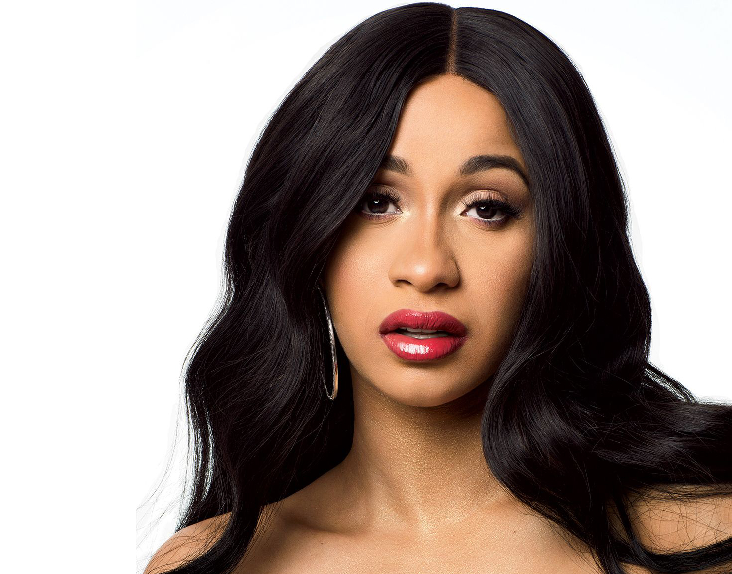 4117fb4b49eaac Cardi B on  Bodak Yellow
