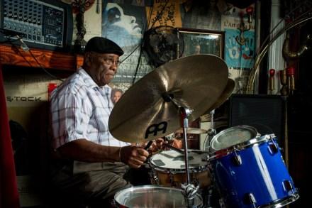 James Brown Drummer John 'Jabo' Starks: 5 Classic Tracks – Rolling Stone