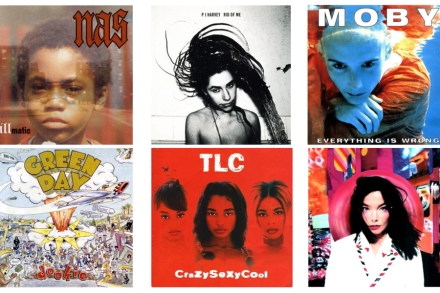 100 Best Albums of the '90s – Rolling Stone
