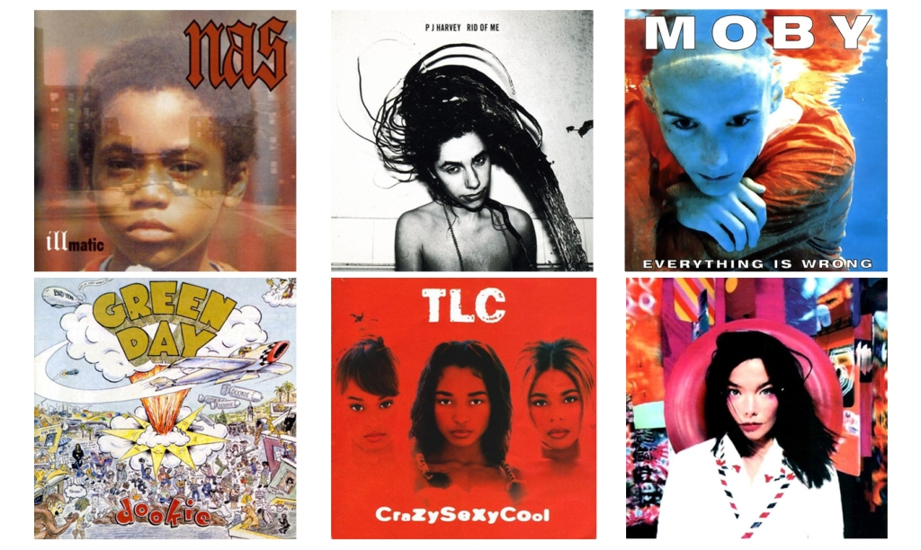 863181f8 100 Best Albums of the '90s – Rolling Stone