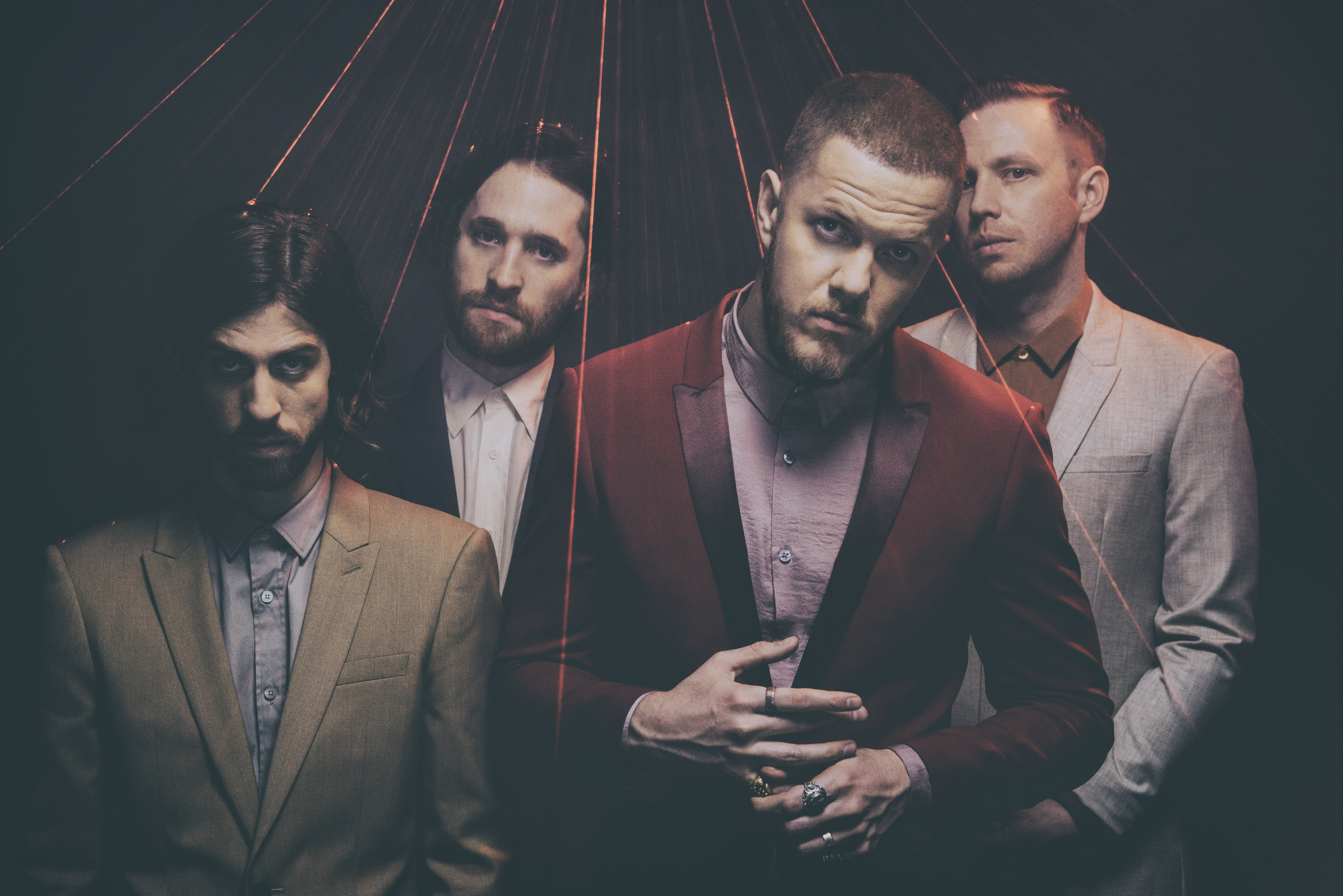 imagine dragons  Review: Imagine Dragons' 'Evolve' – Rolling Stone