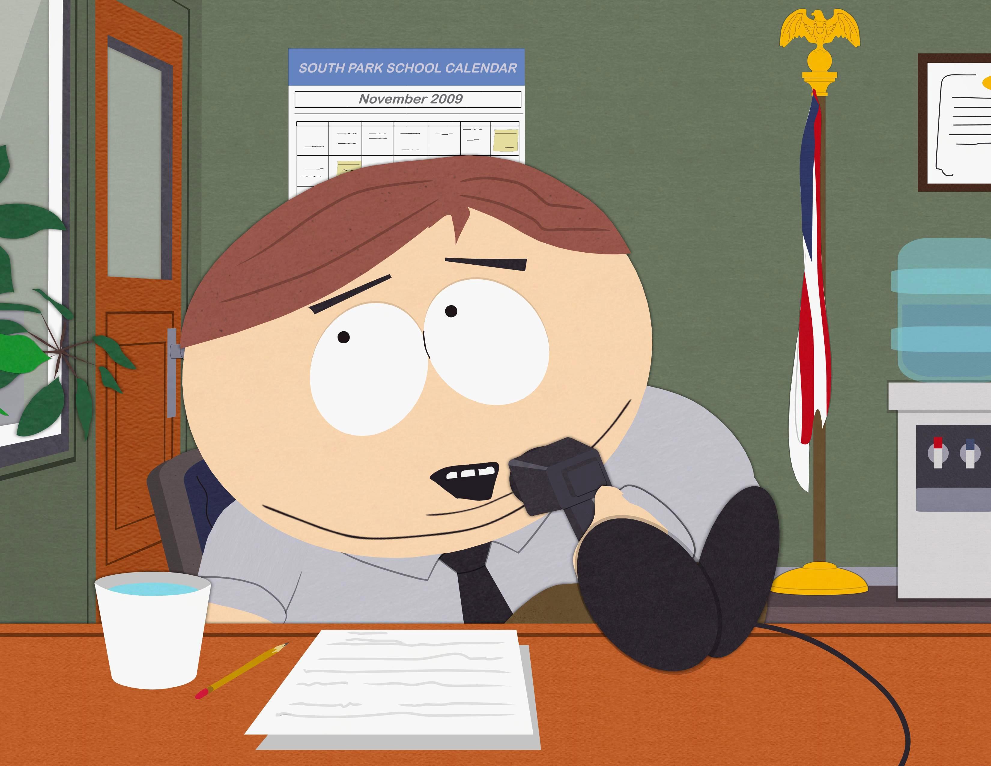South park cartman disabled dating
