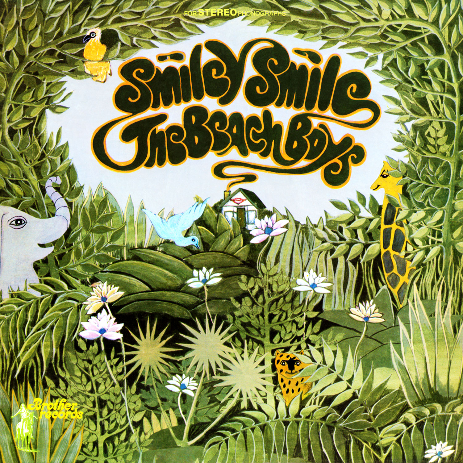 The Beach Boys, 'Smiley Smile'