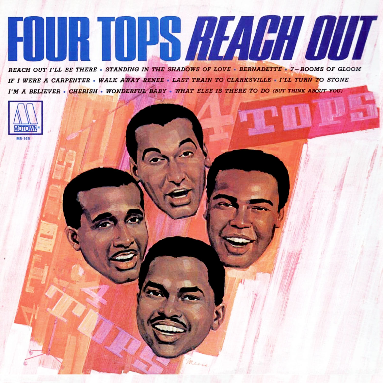 The Four Tops Reach