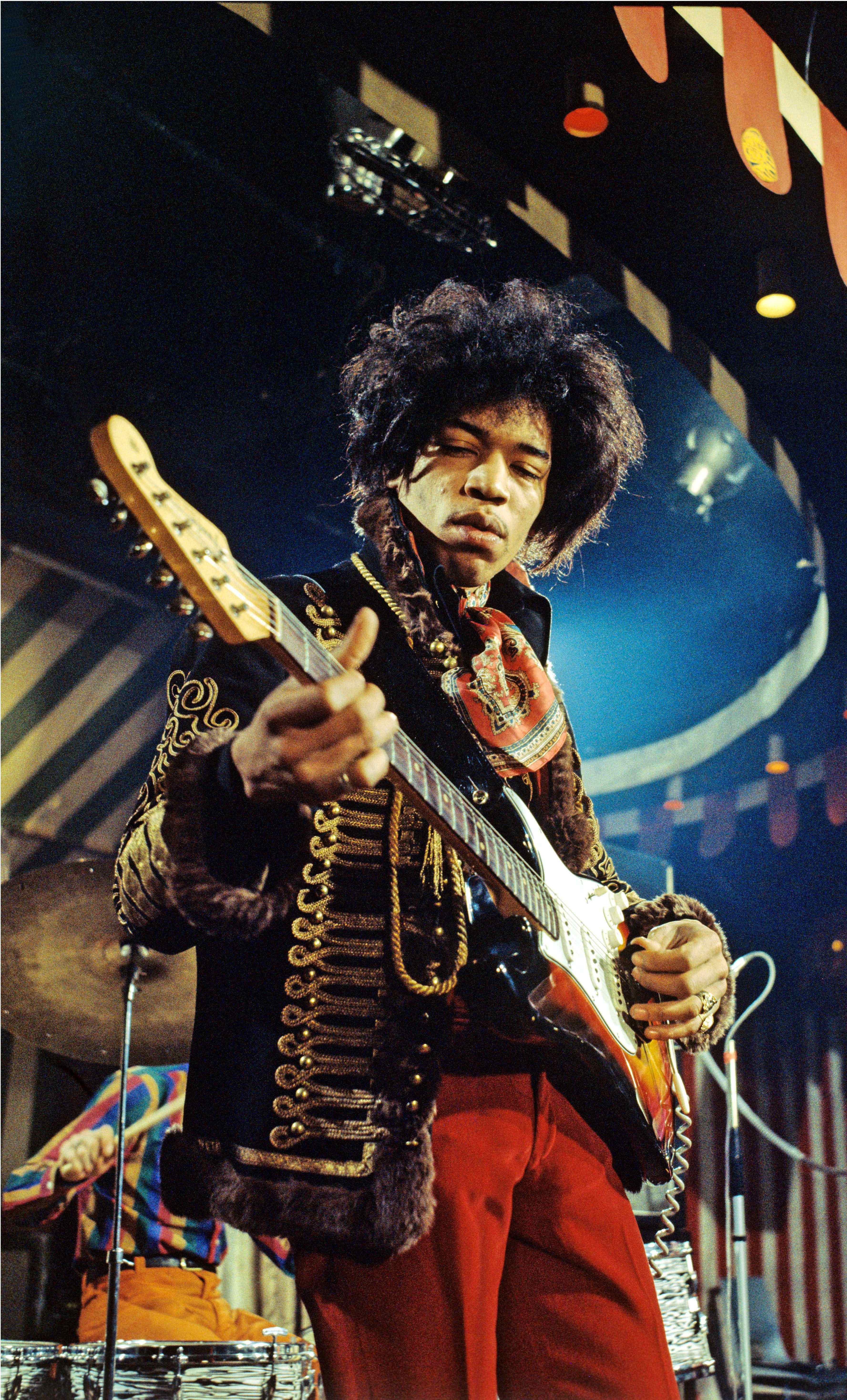 Jimi Hendrix News, Pictures, and Videos