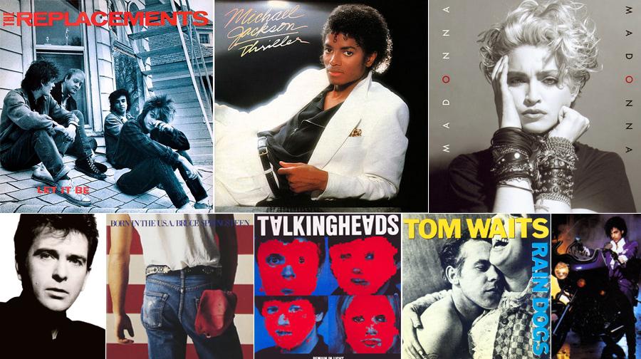 100 Best Albums of the Eighties
