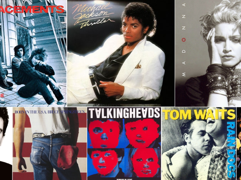 100 Best Albums of the 1980s – Rolling Stone