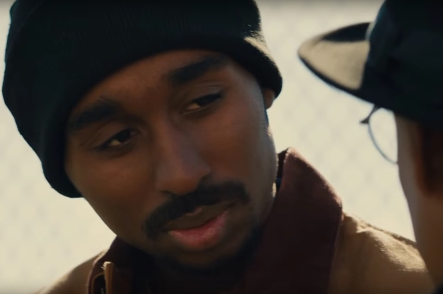 Tupac Meets Notorious Big In New All Eyez On Me Trailer