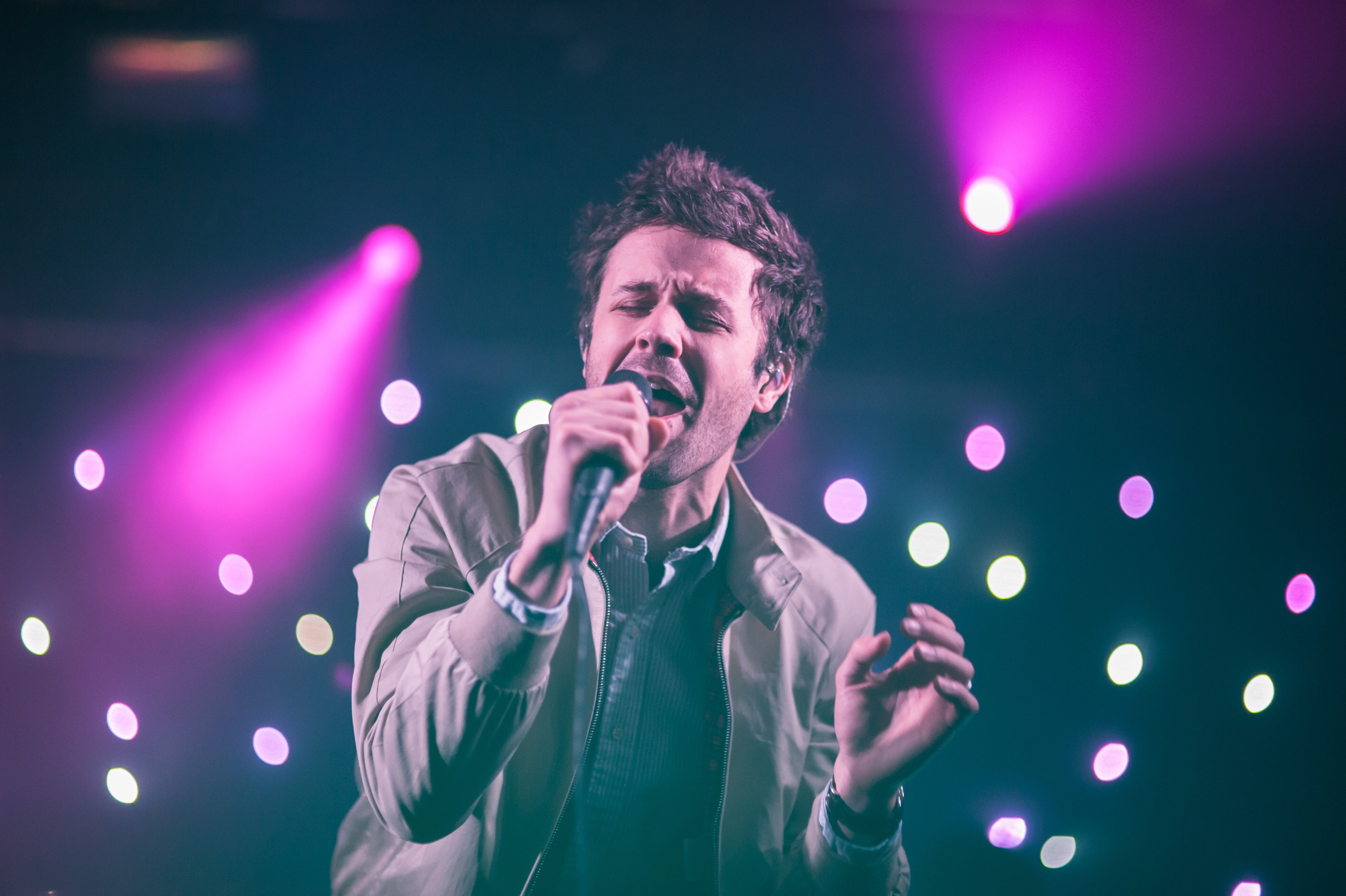 Hear Passion Pit's Eclectic New Song 'Somewhere Up There'