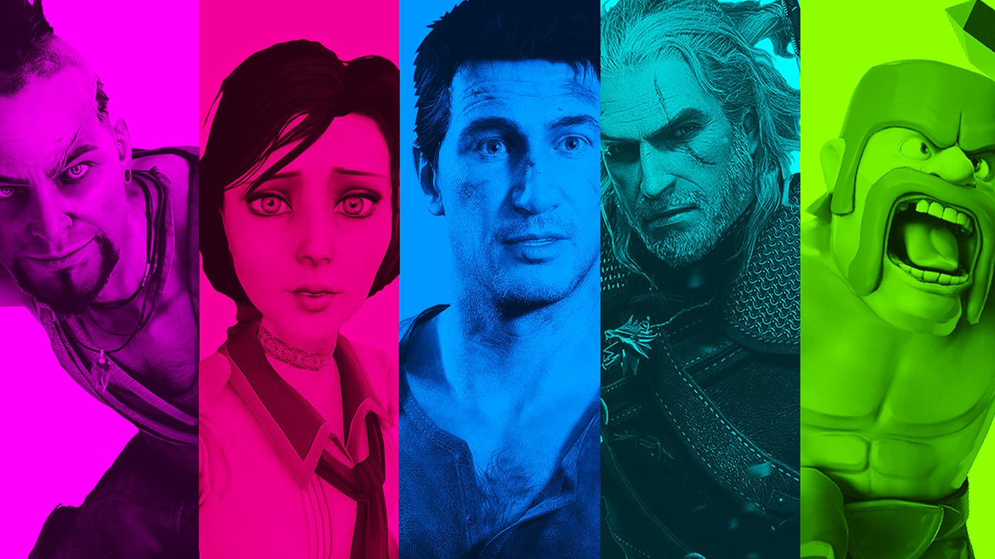 50 Most Iconic Video Game Characters Of The 21st Century Rolling