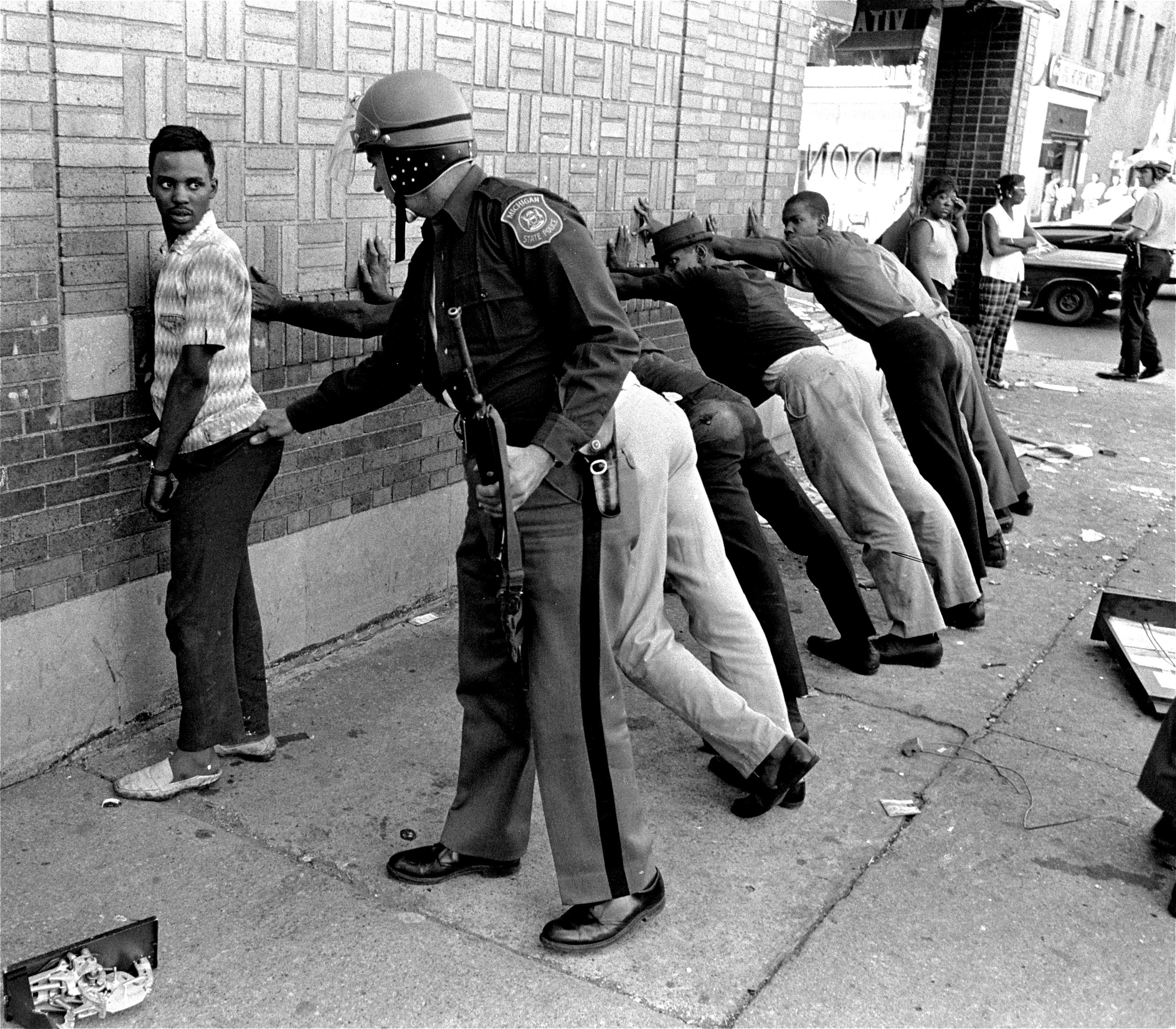 Flashback: Detroit Erupts Into Riots