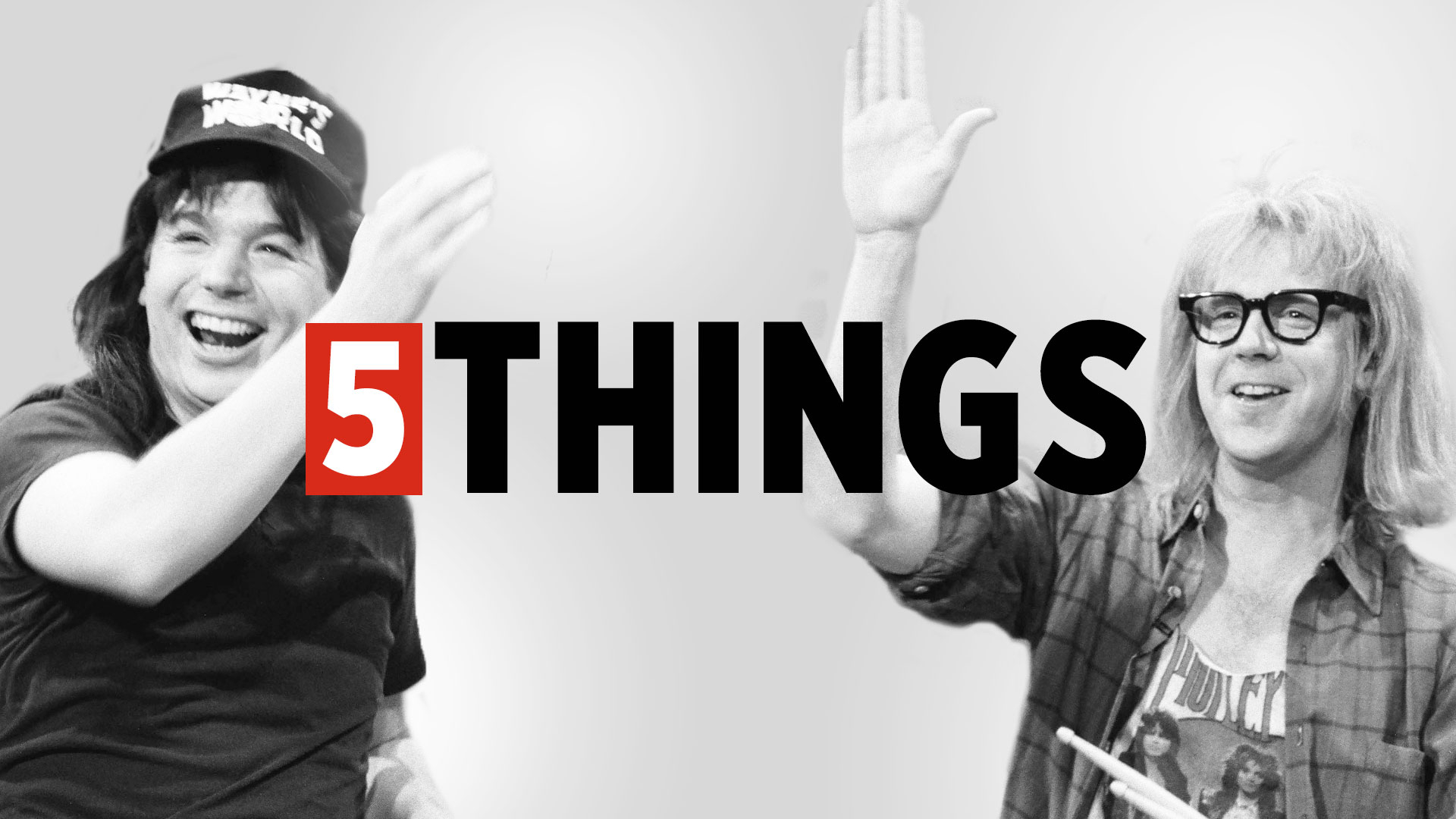 Waynes World Five Things You Didnt Know Rolling Stone
