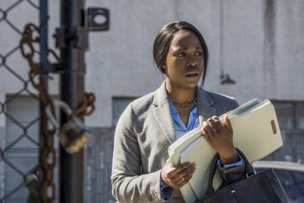 Meet 'Seven Seconds' Breakout Star: Clare-Hope Ashitey