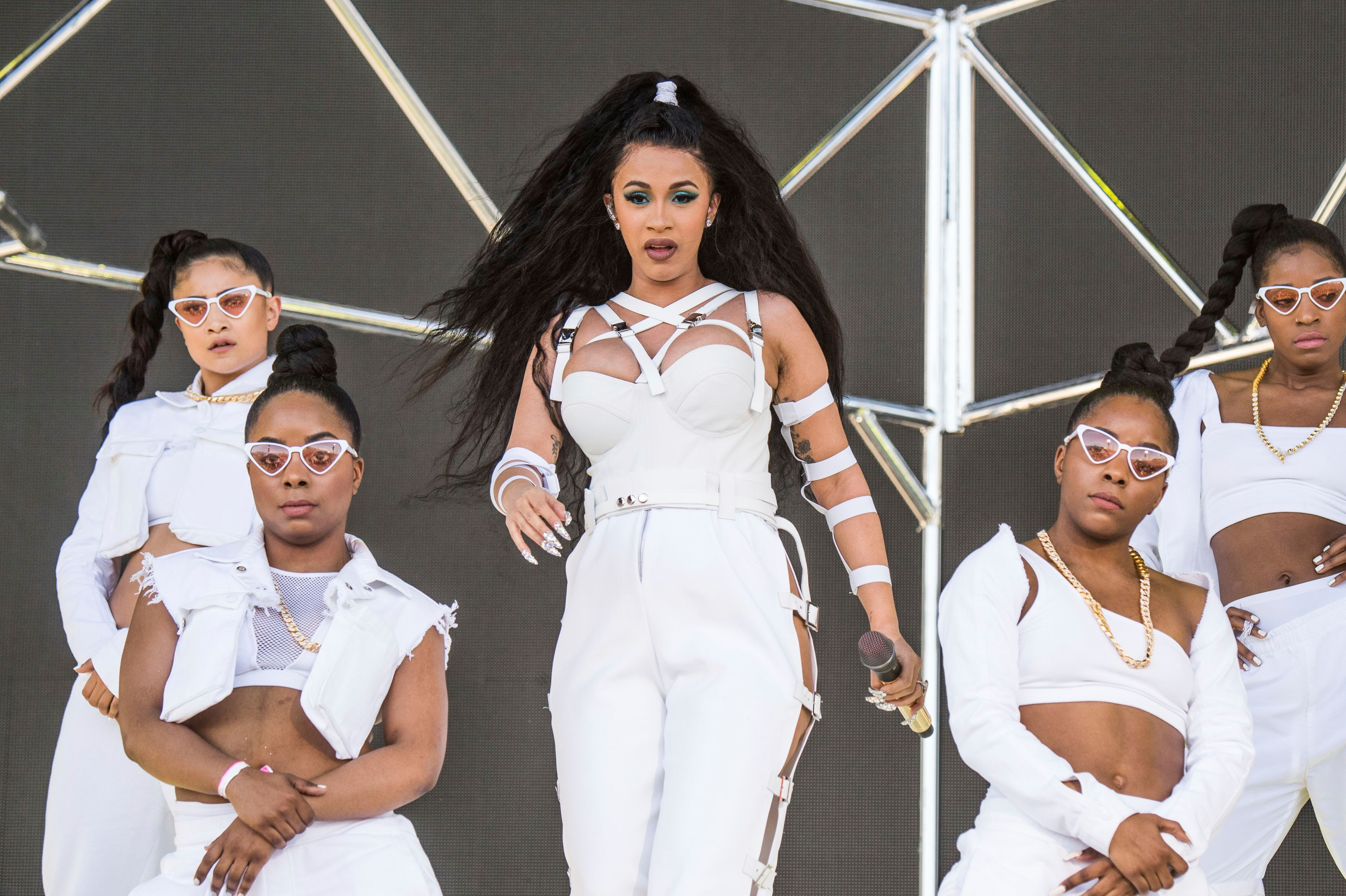 Cardi B's Former Manager Sues Rapper For $10 Million