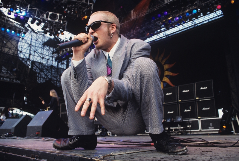 Alice In Chains Layne Staley 10 Great Performances Rolling Stone