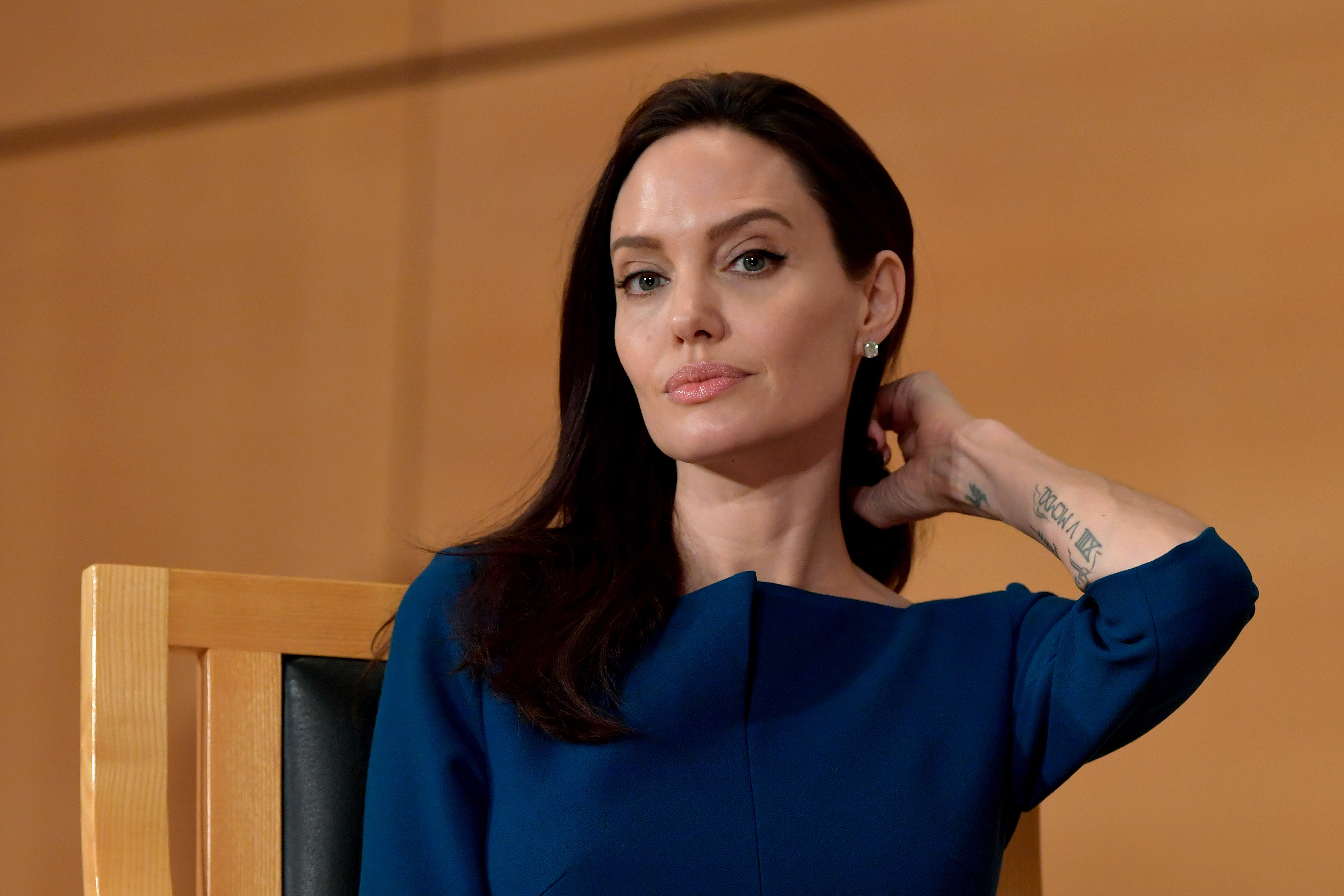 Angelina Jolie Bravely Reveals She Had A DoubleMastectomy recommendations