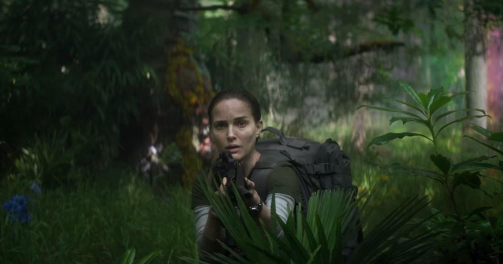 Watch Natalie Portman in Ominous New 'Annihilation' Trailer