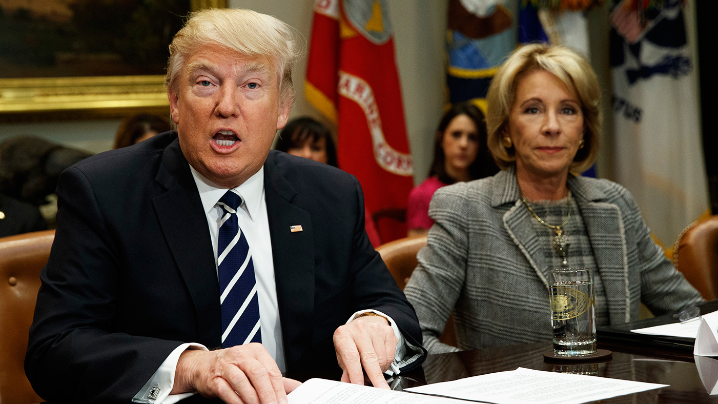 Latest Student Loan Debacle Is Ultimate Example of Trump's Campaign Con