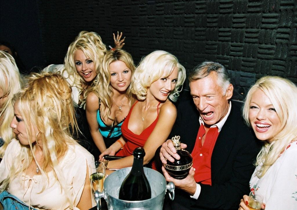 Hugh Hefner Inside The Playboy Mansion Rolling Stone