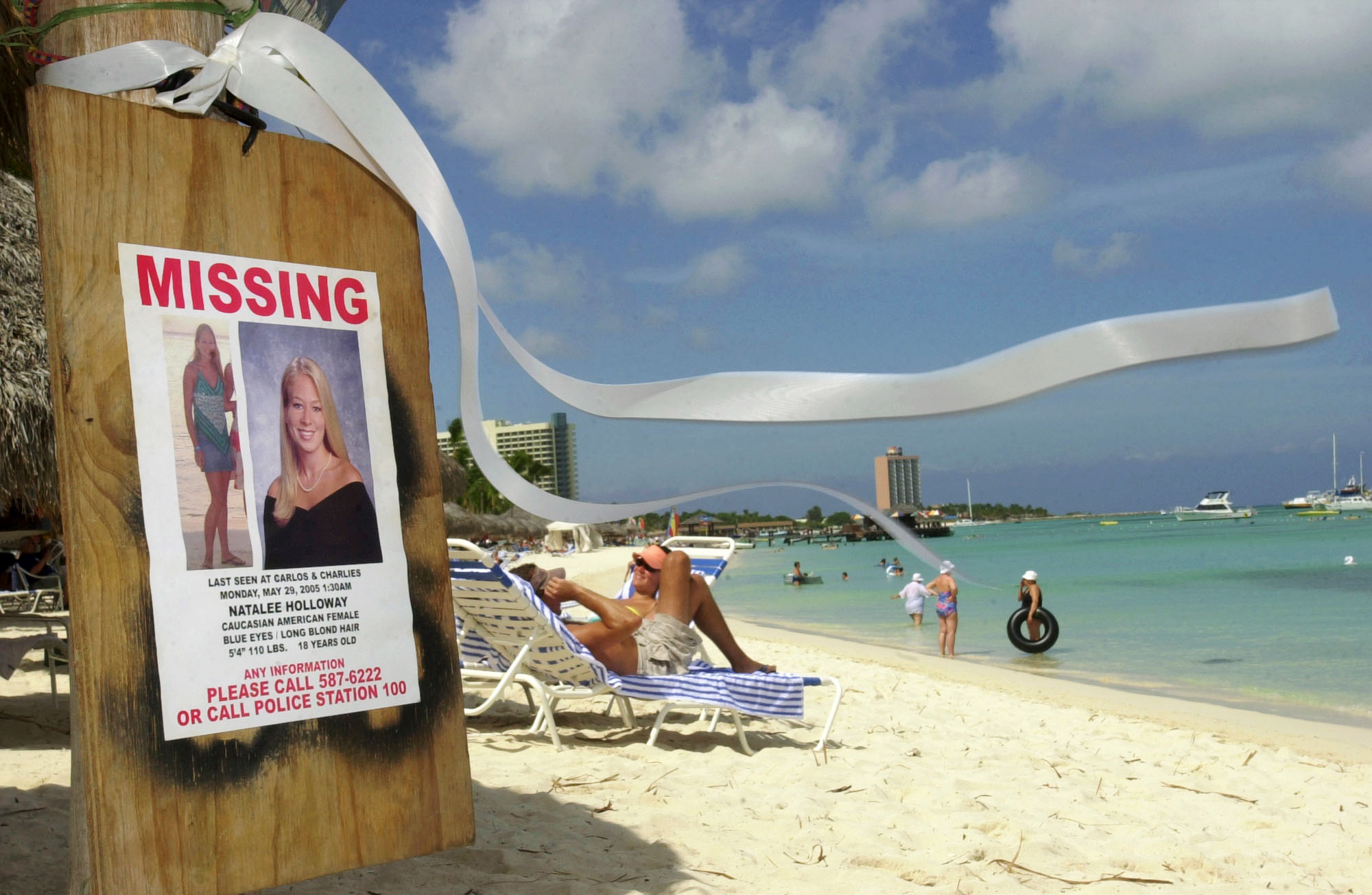 Natalee Holloway's Father Discovers Human Remains in Aruba