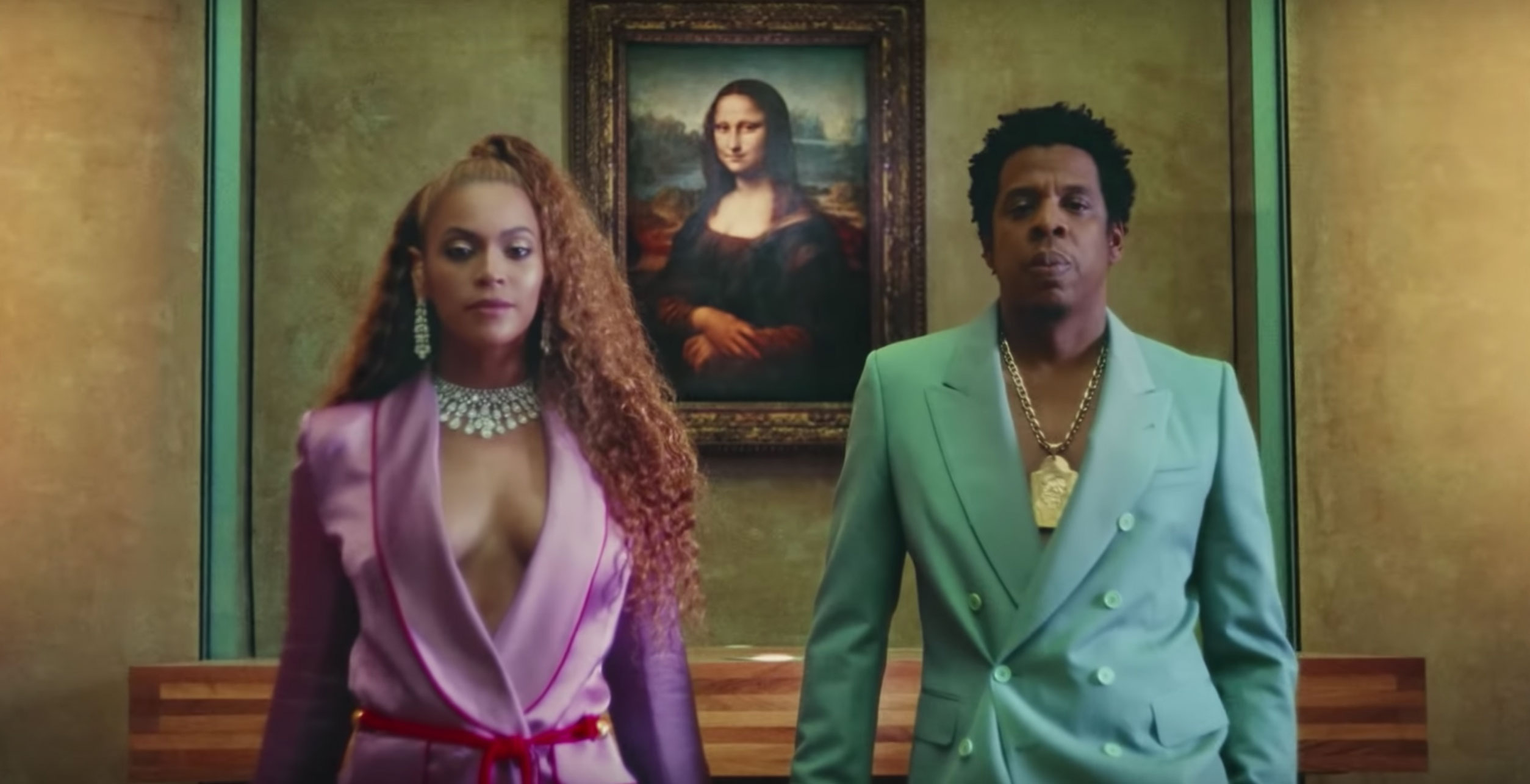 How Beyonce, Jay-Z Defy Western Art Tradition in 'Apeshit