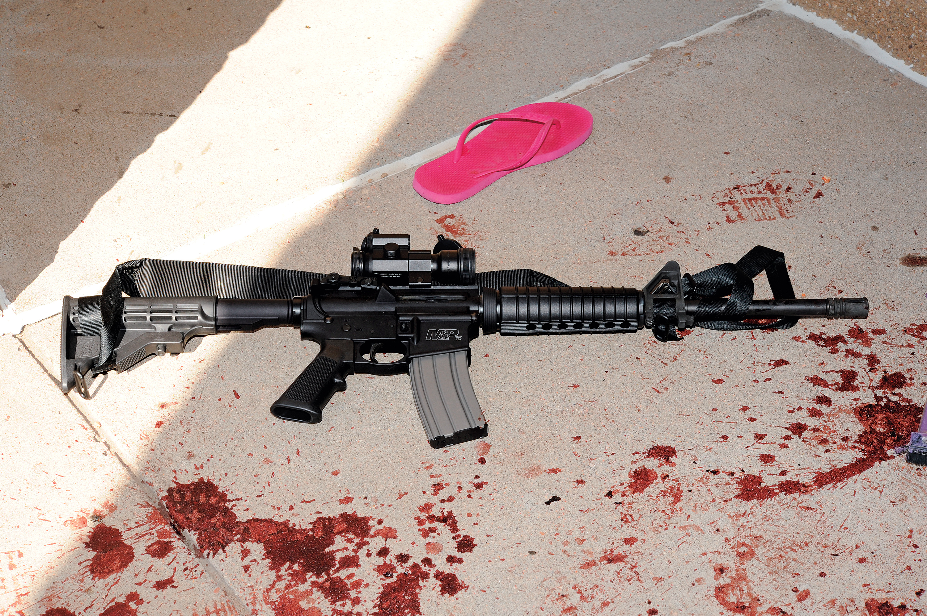 how the ar 15 became mass shooters weapon of choice rolling stone rh rollingstone com Bushmaster M4 Colt AR -15