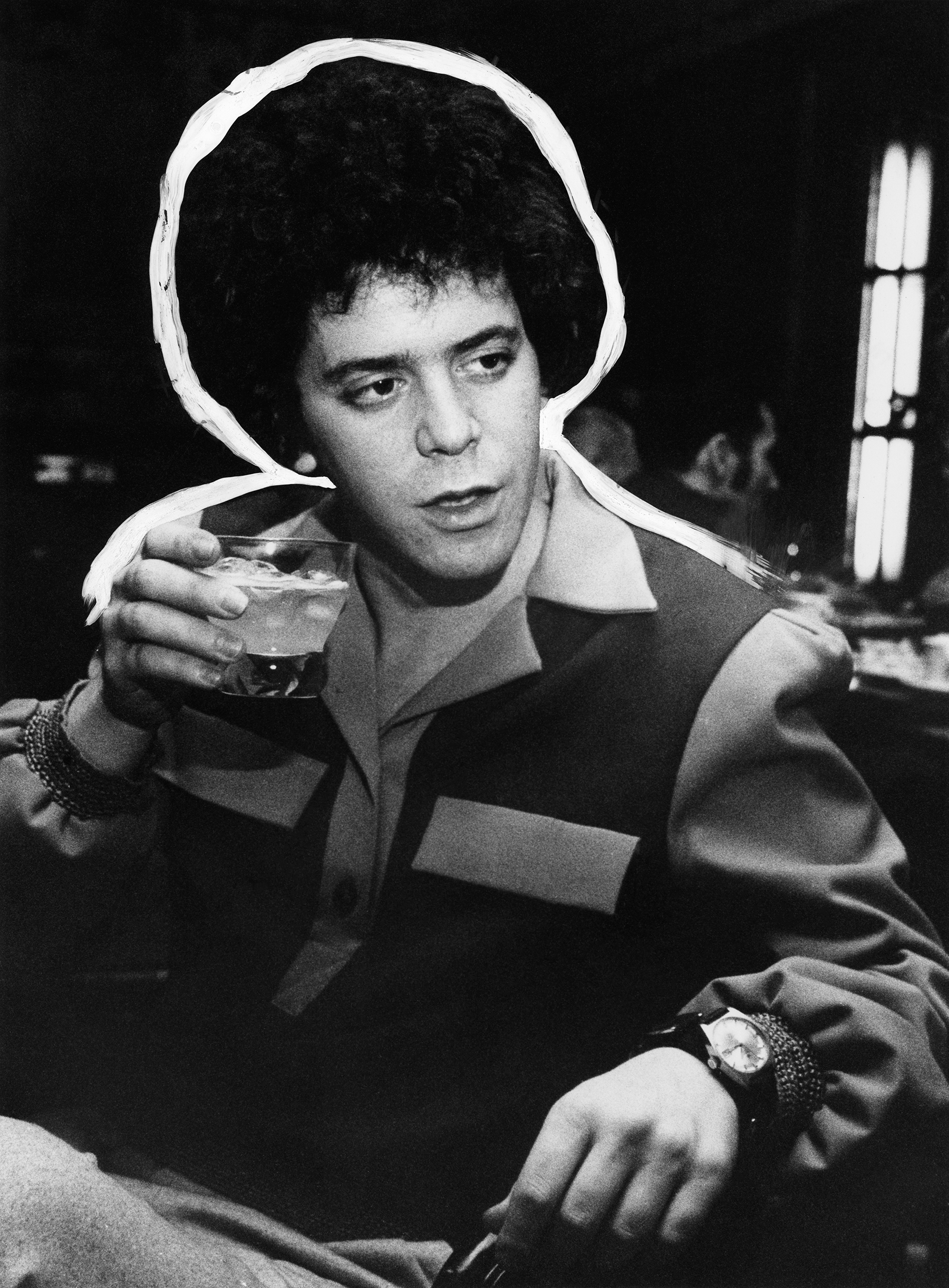 Lou Reed Poetry Book Do Angels Need Haircuts