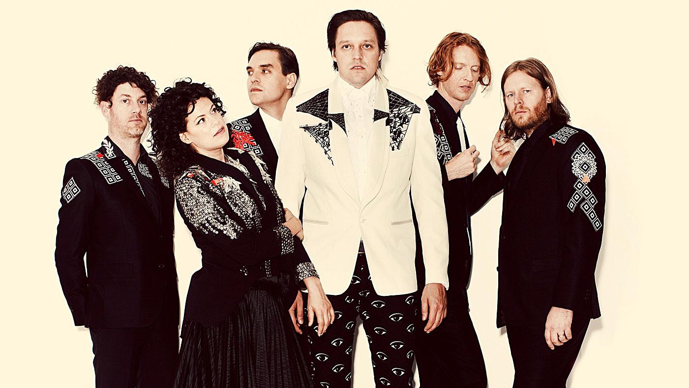 Arcade Fire Publicity Photo