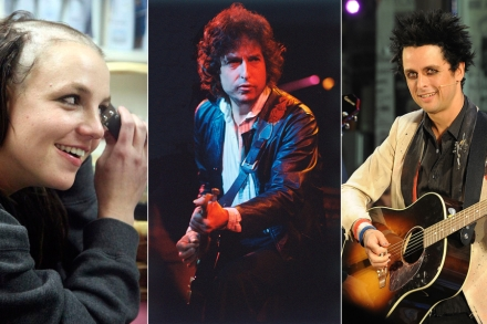25 Boldest Career Moves in Rock History: Bob Dylan, Britney