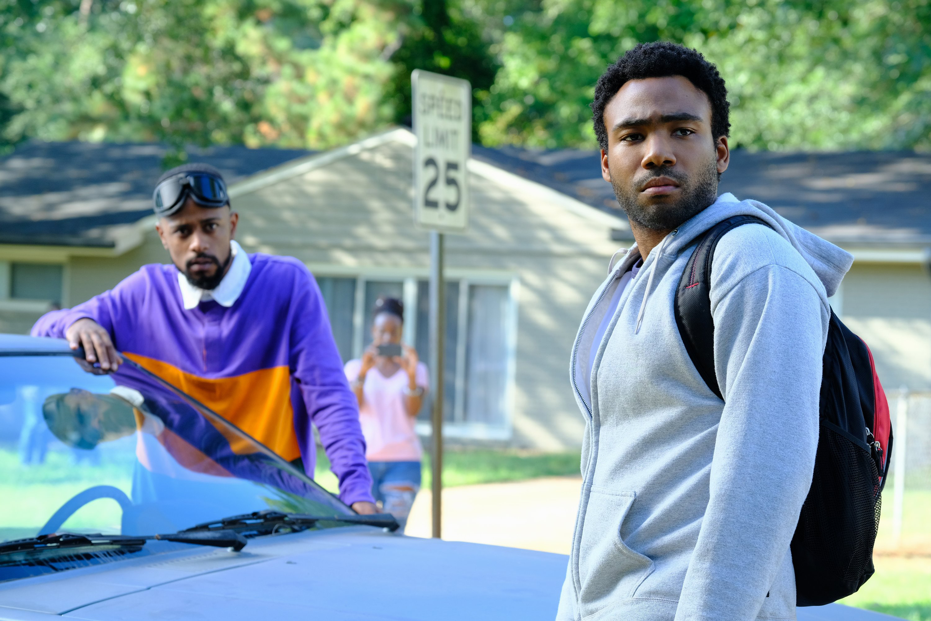 How Donald Glover s Hit FX Show Atlanta Just Beat the Sophomore