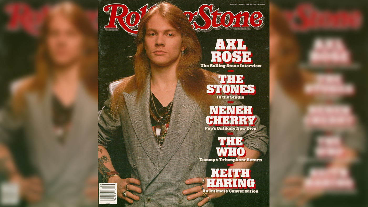 Axl Rose: The Rolling Stone Interview – Rolling Stone