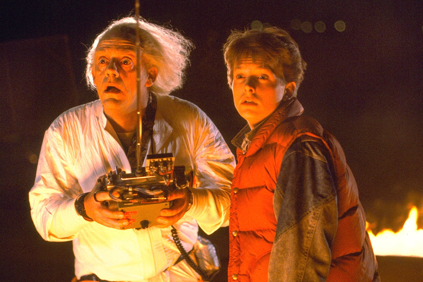 20 Best Time-Traveling Movies back to the future