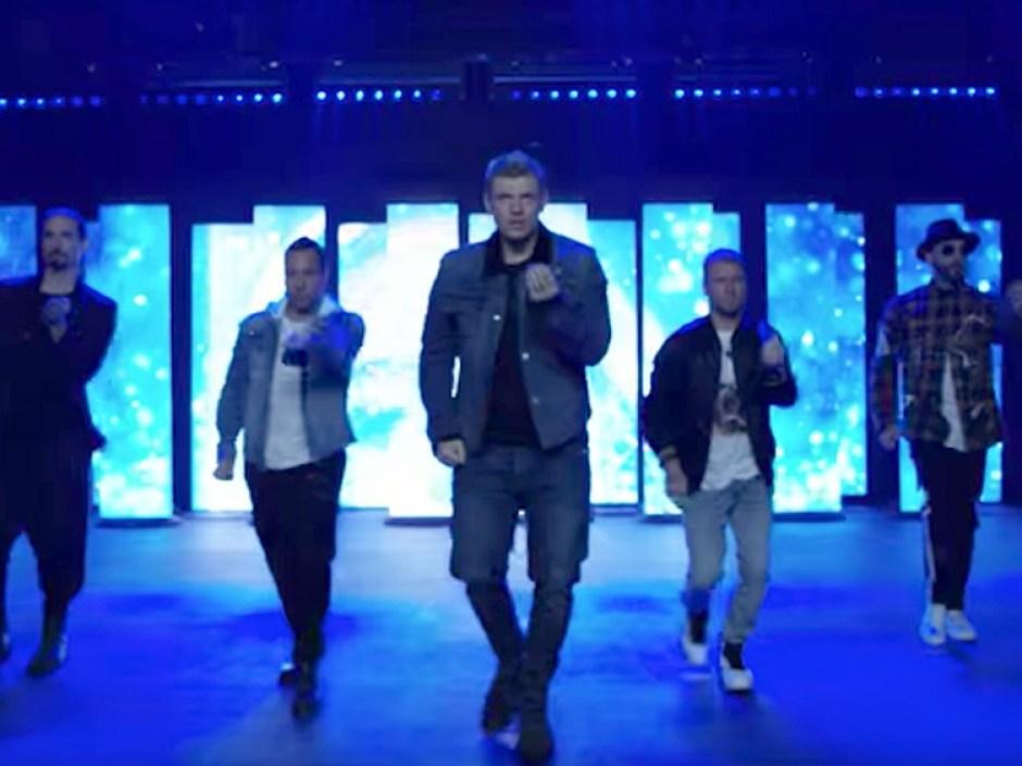 See Backstreet Boys' New 'Don't Go Breaking My Heart' Video