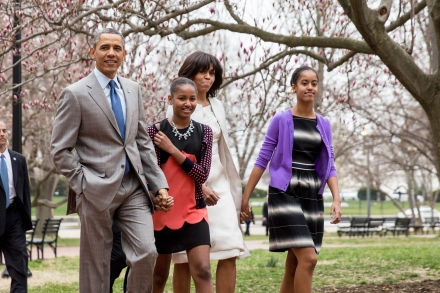 read barack obamas passionate essay on feminism  rolling stone obama feminism essay talks daughters