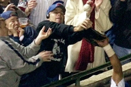 Bartman Incident': Cubs Fans Can Now Put It to Rest