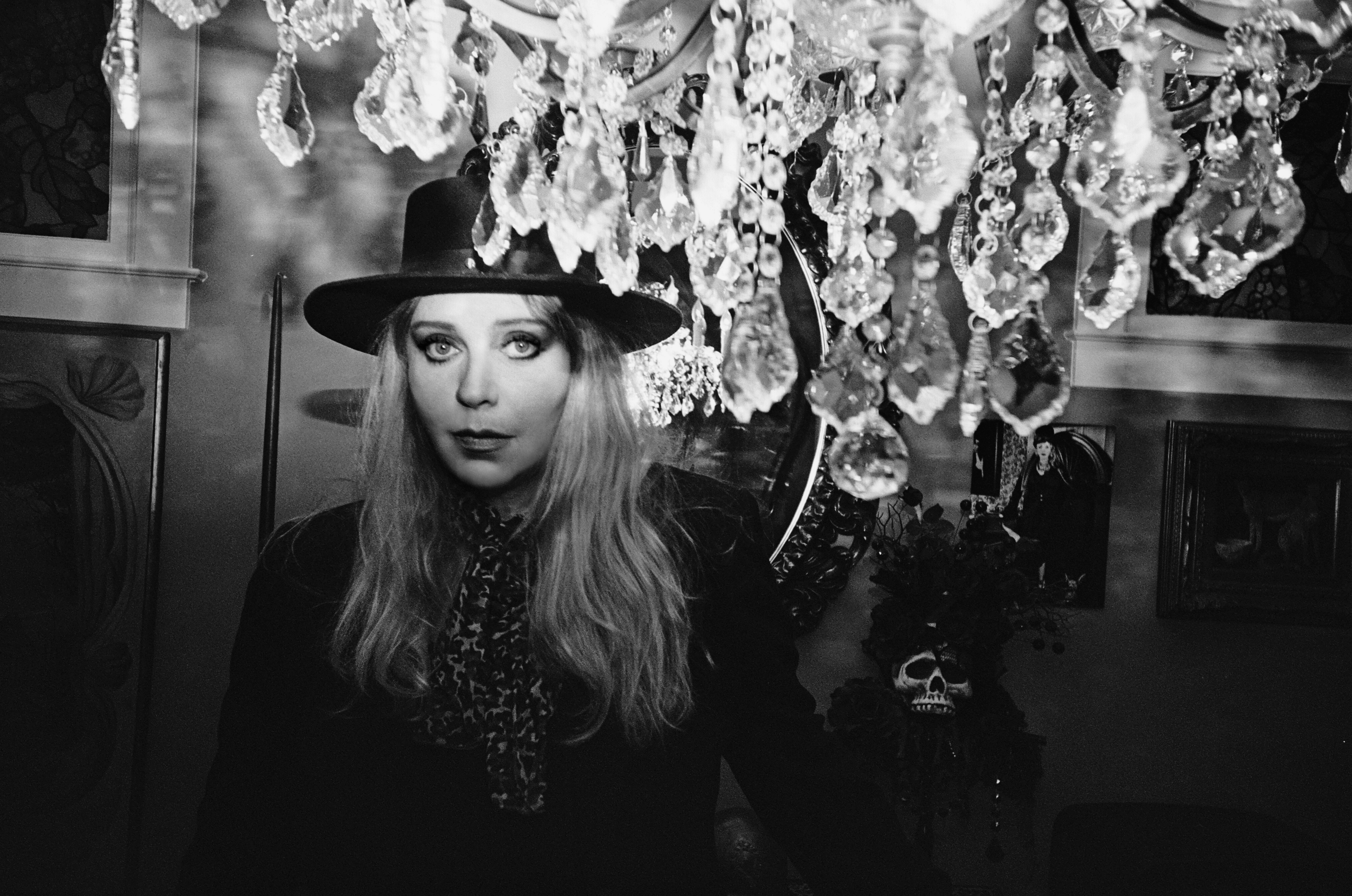 b516dad481d3 Singer-model Bebe Buell discusses her new album  Baring It All